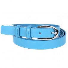 Ремень 20 мм BLACK TORTOISE жен 2200024 глад,    темн,    голубой