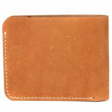 Портмоне мужское Premier-М-58 натуральная кожа 1 отд,    2 карм,    коричневый св шора   (53)