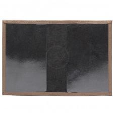Обложка для паспорта PRT-П-21 натуральная кожа клементин страда