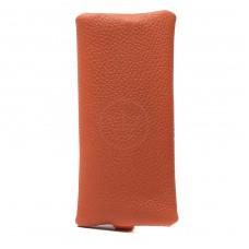 Футляр для ключей PRT-К-03л бертоне мадрас оранжевый